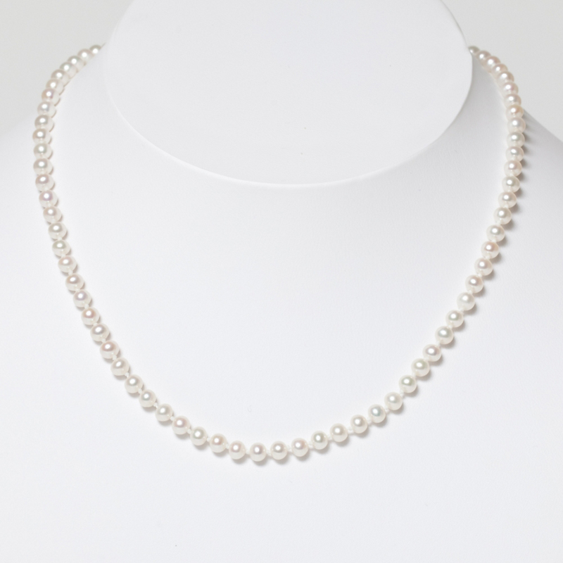 Child's Pearl Necklaces