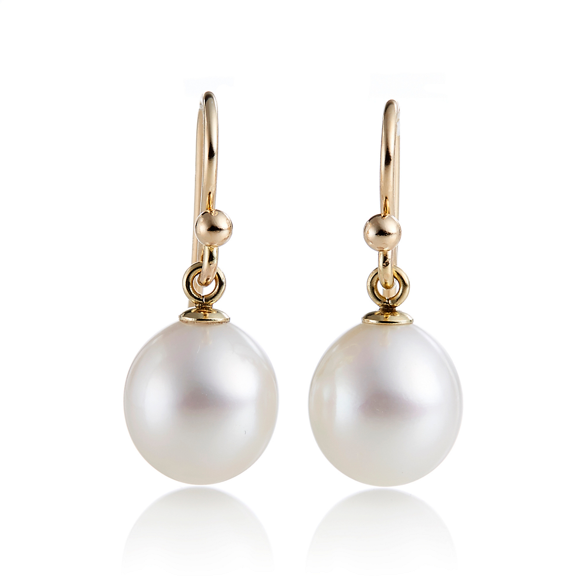 Gump's Freshwater Cultured Pearl Drop Earrings
