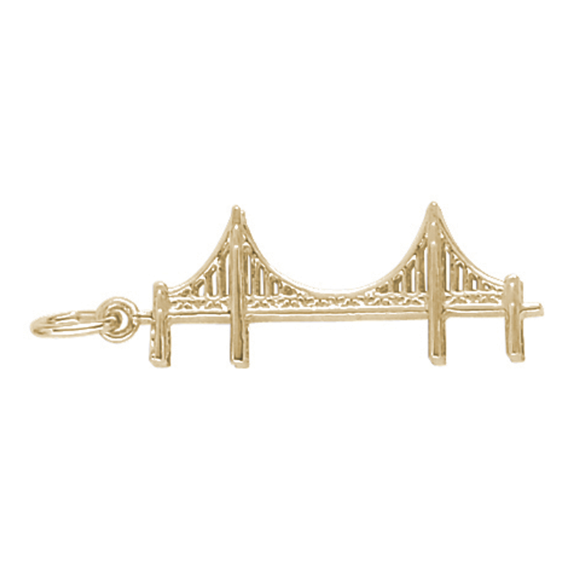 Golden Gate Bridge Charm