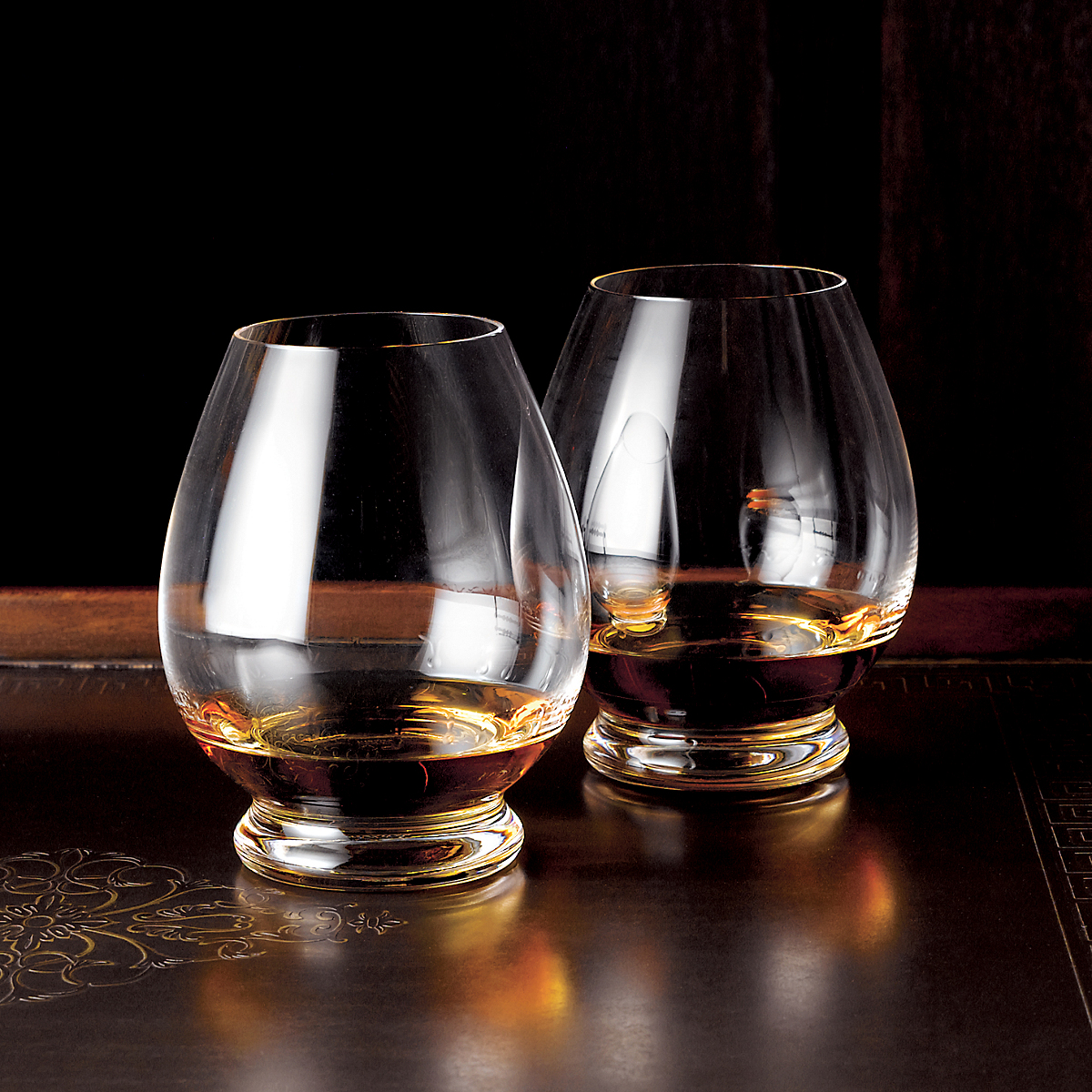 Fine Scotch Glasses