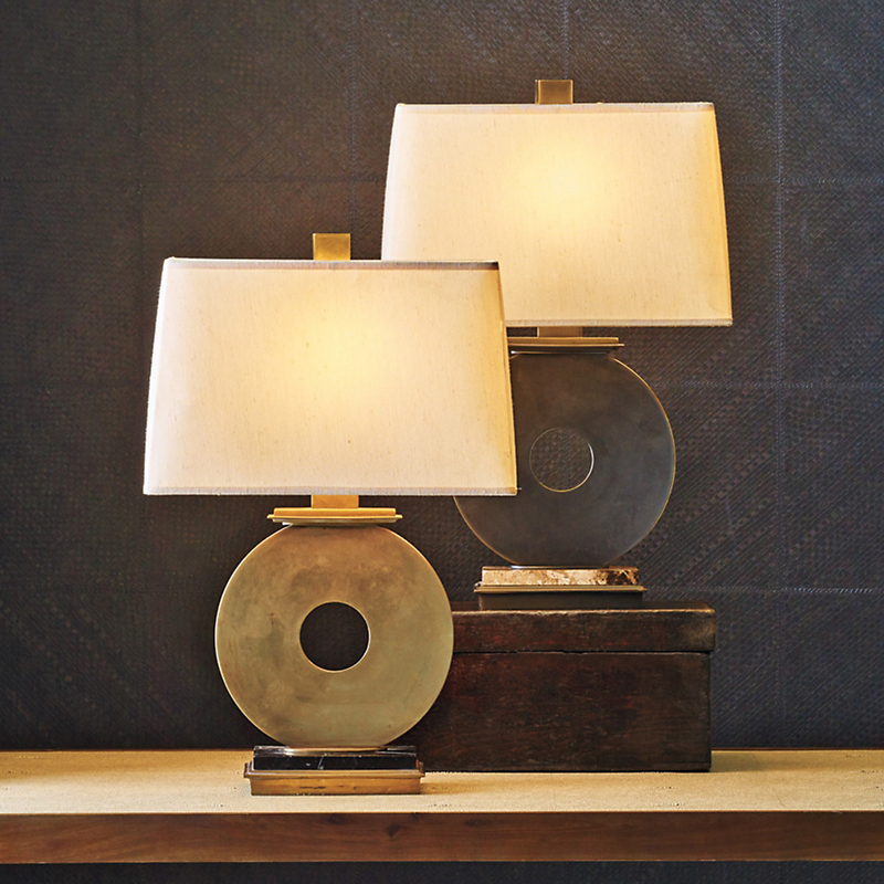 """O"" Table Lamp"