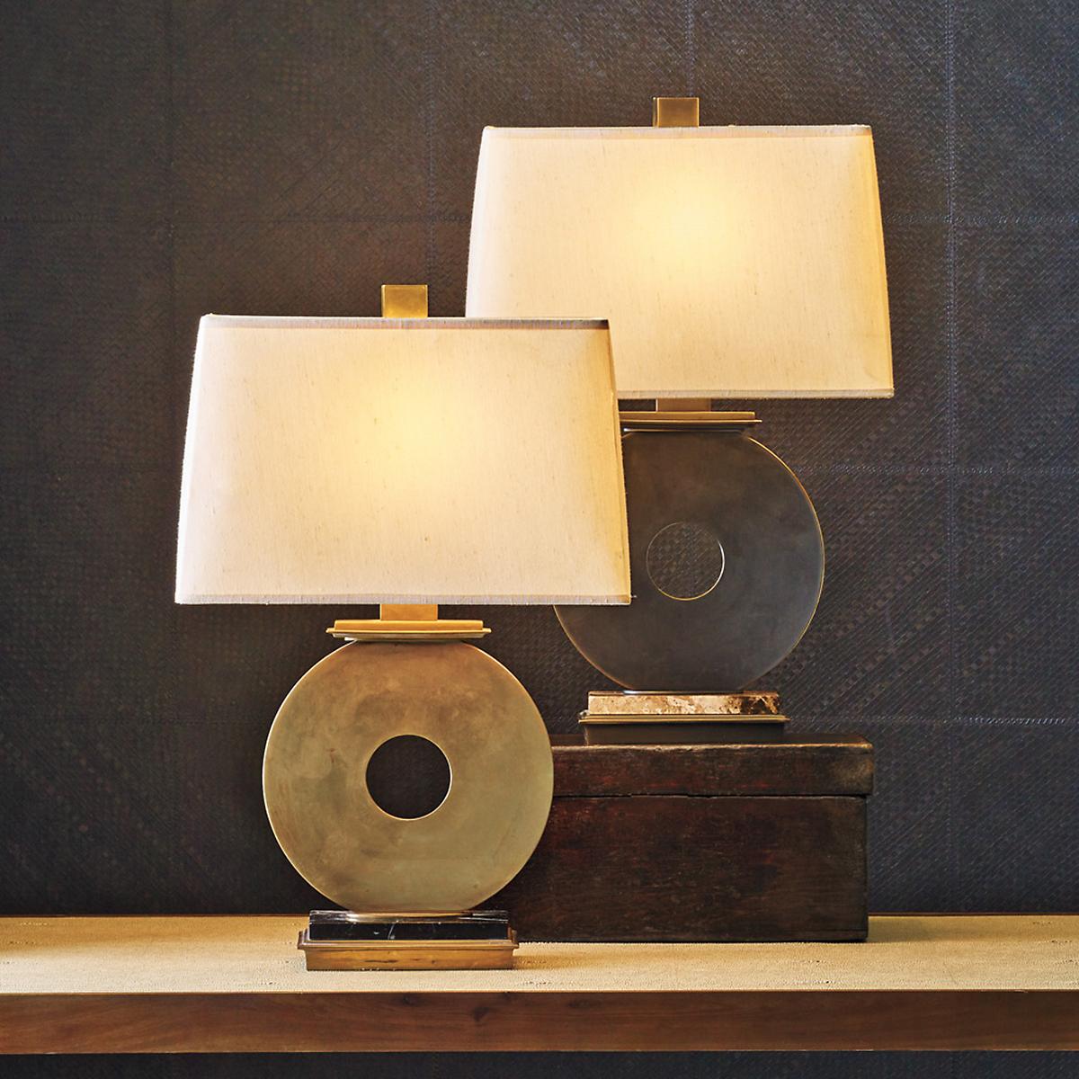 O table lamp