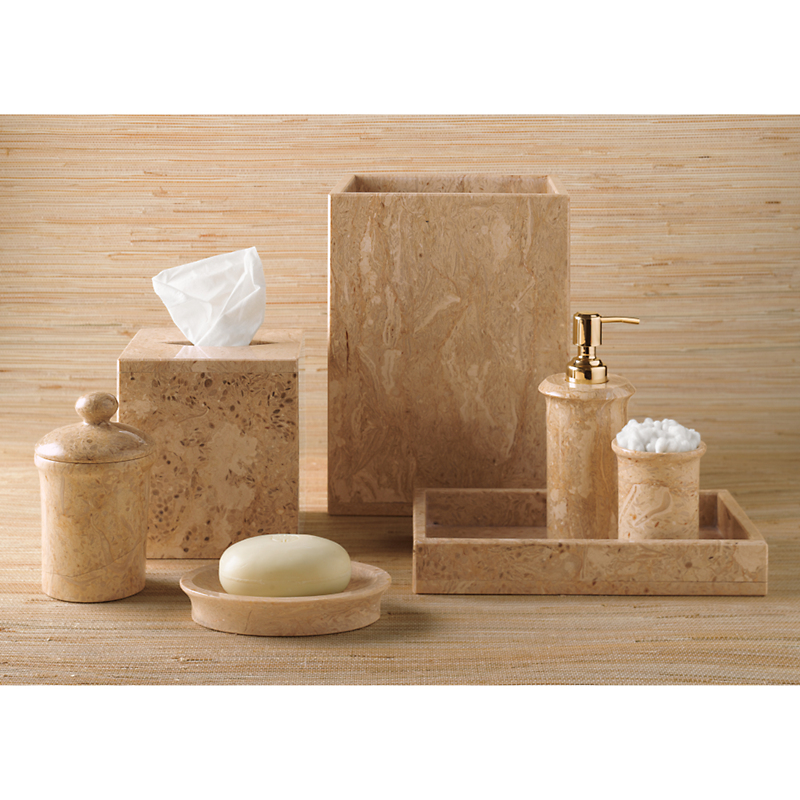 Golden Marble Bath Collection