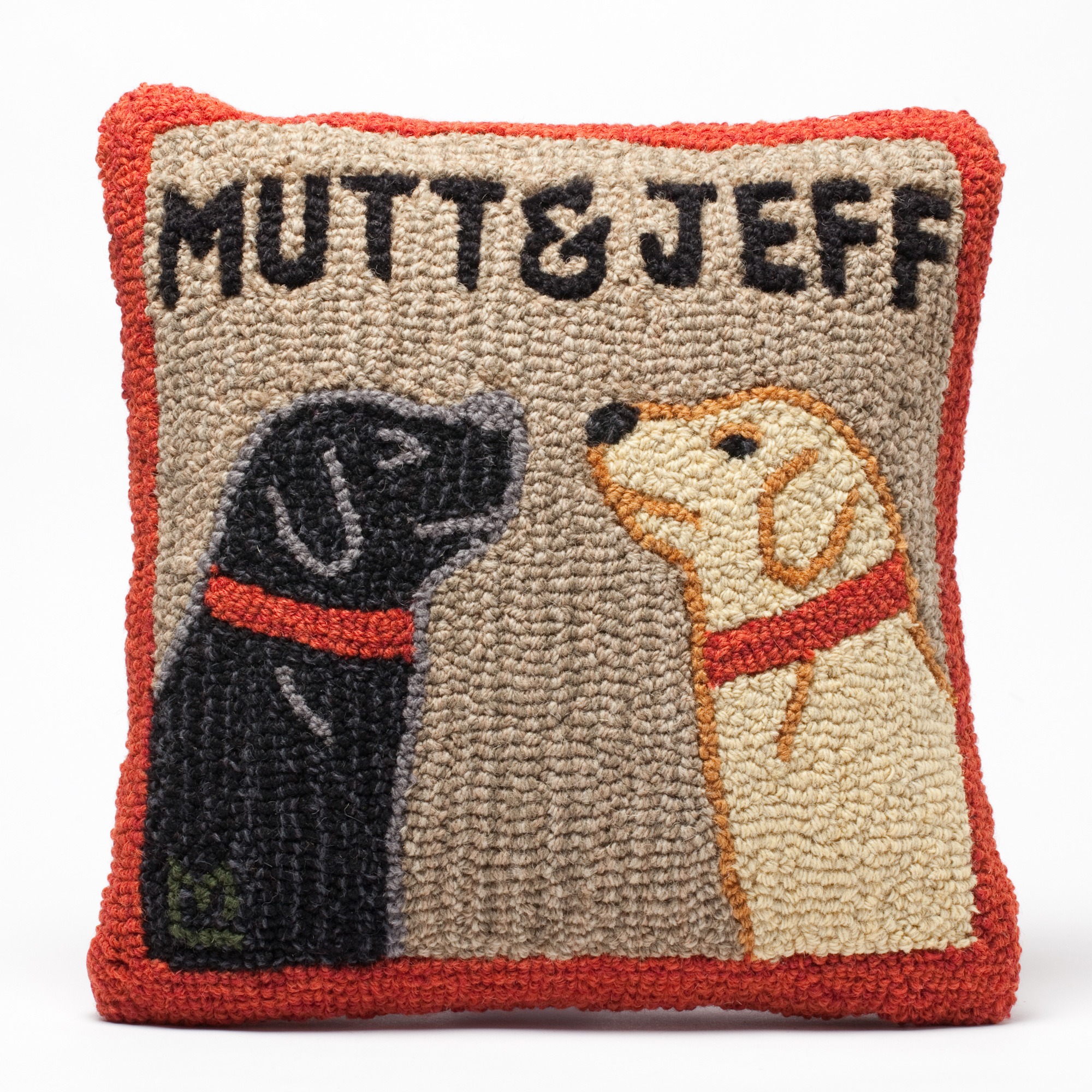 Two Pals Dog Pillow