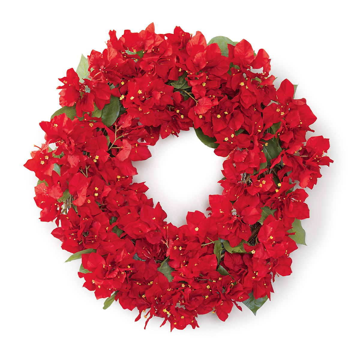 Bougainvillea Wreath