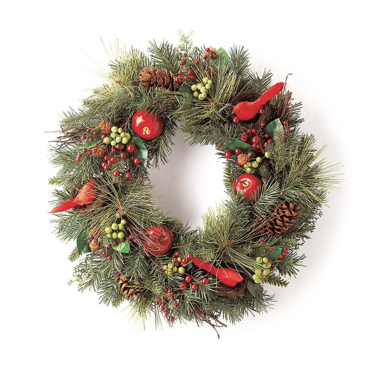 Cardinal Wreath | Gump's