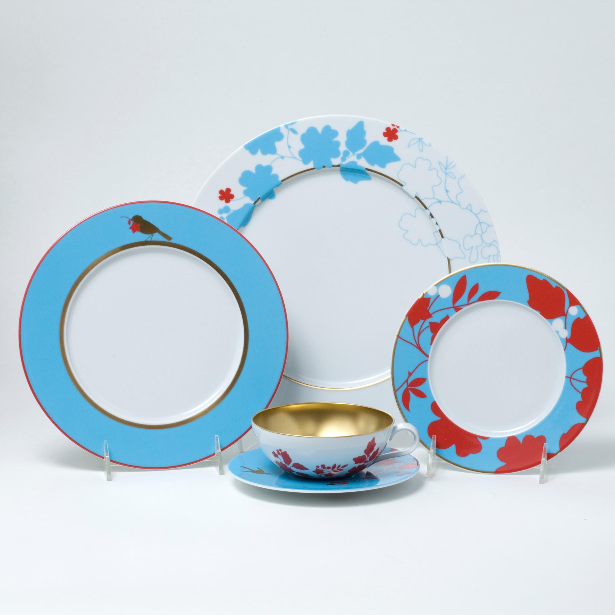 sc 1 st  Gumpu0027s & Sieger For Furstenberg Emperoru0027s Garden Dinnerware | Gumpu0027s