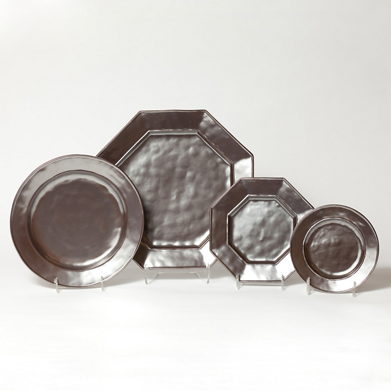 Juliska Pewter Dinnerware