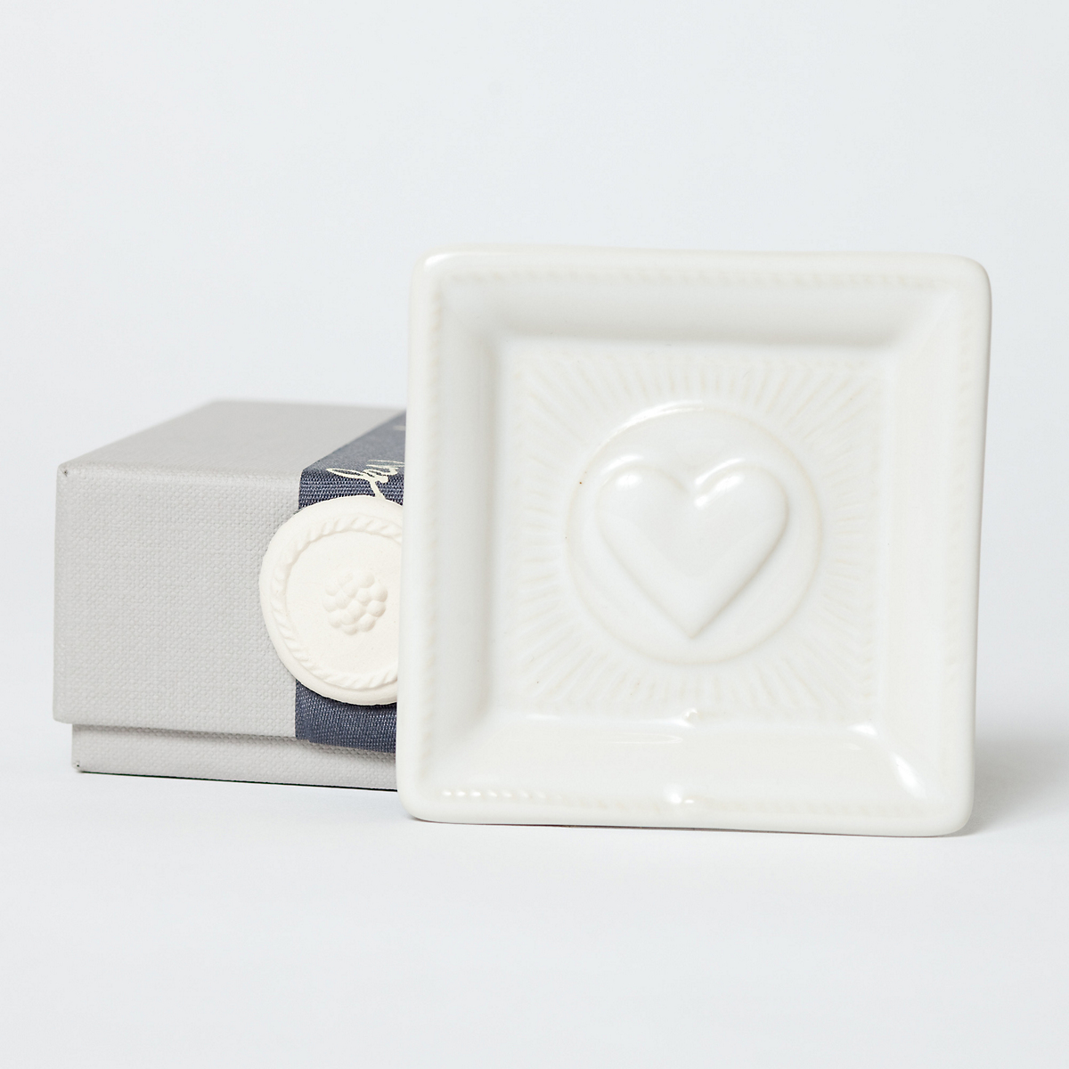 Juliska Love Mini Square Tray