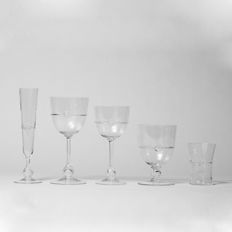 Juliska Graham Clear Glassware