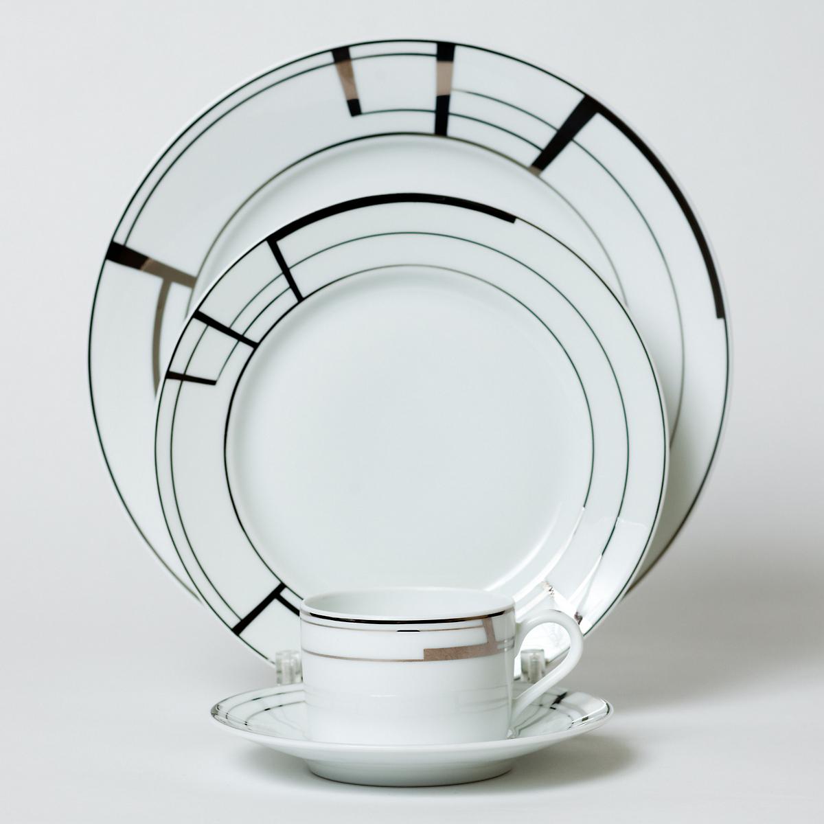 Puiforcat China Art Deco Dinnerware  sc 1 st  Gumpu0027s & Puiforcat China Art Deco Dinnerware | Gumpu0027s