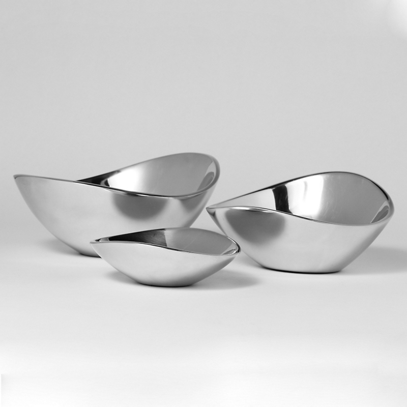 Nambe Butterfly Bowls