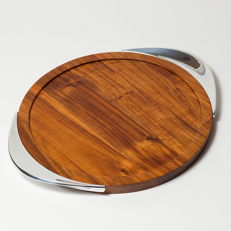 Nambé Tilt Bar Tray