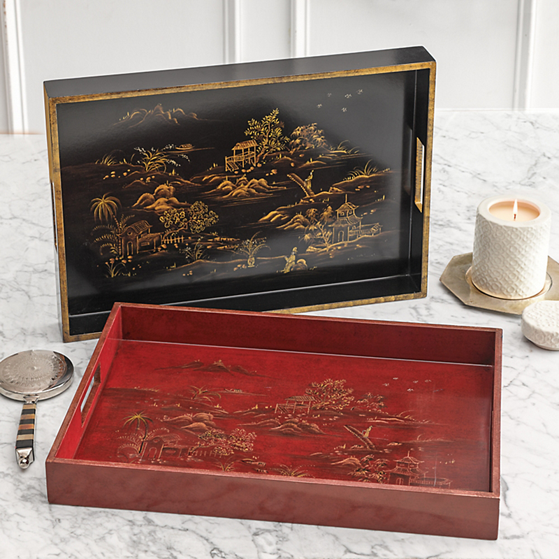 Chinoiserie Tray