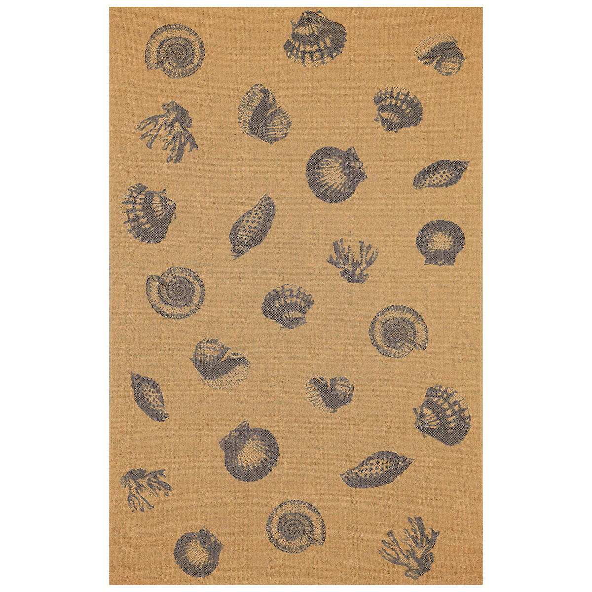 Seashell Indoor/Outdoor Rug
