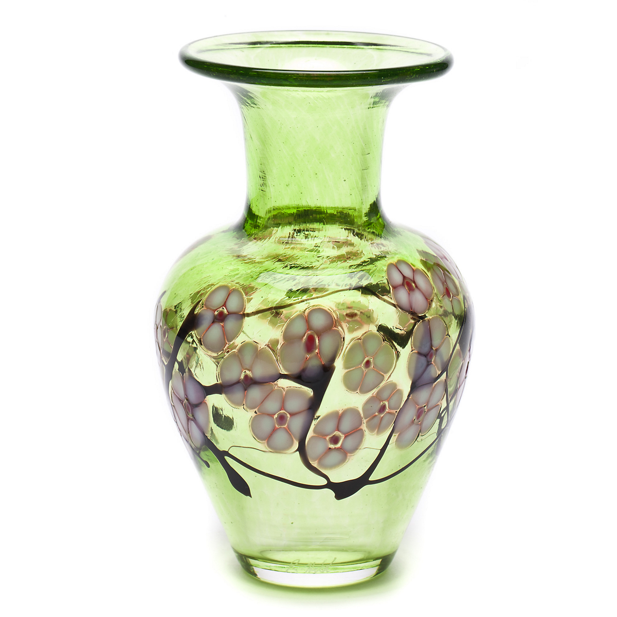 Robert Held Cherry Blossom Vase