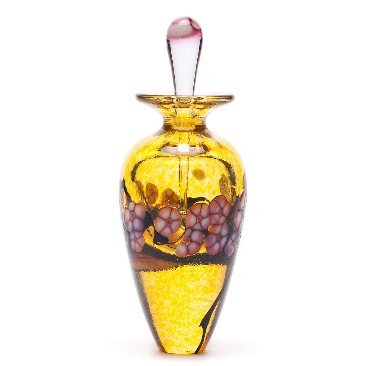 Robert Held Cherry Blossom Perfume Bottle