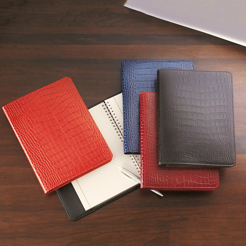 Leather Notebook & Pad