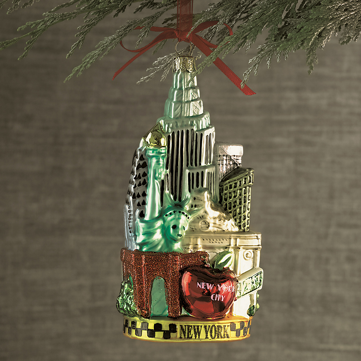 New York City Ornament