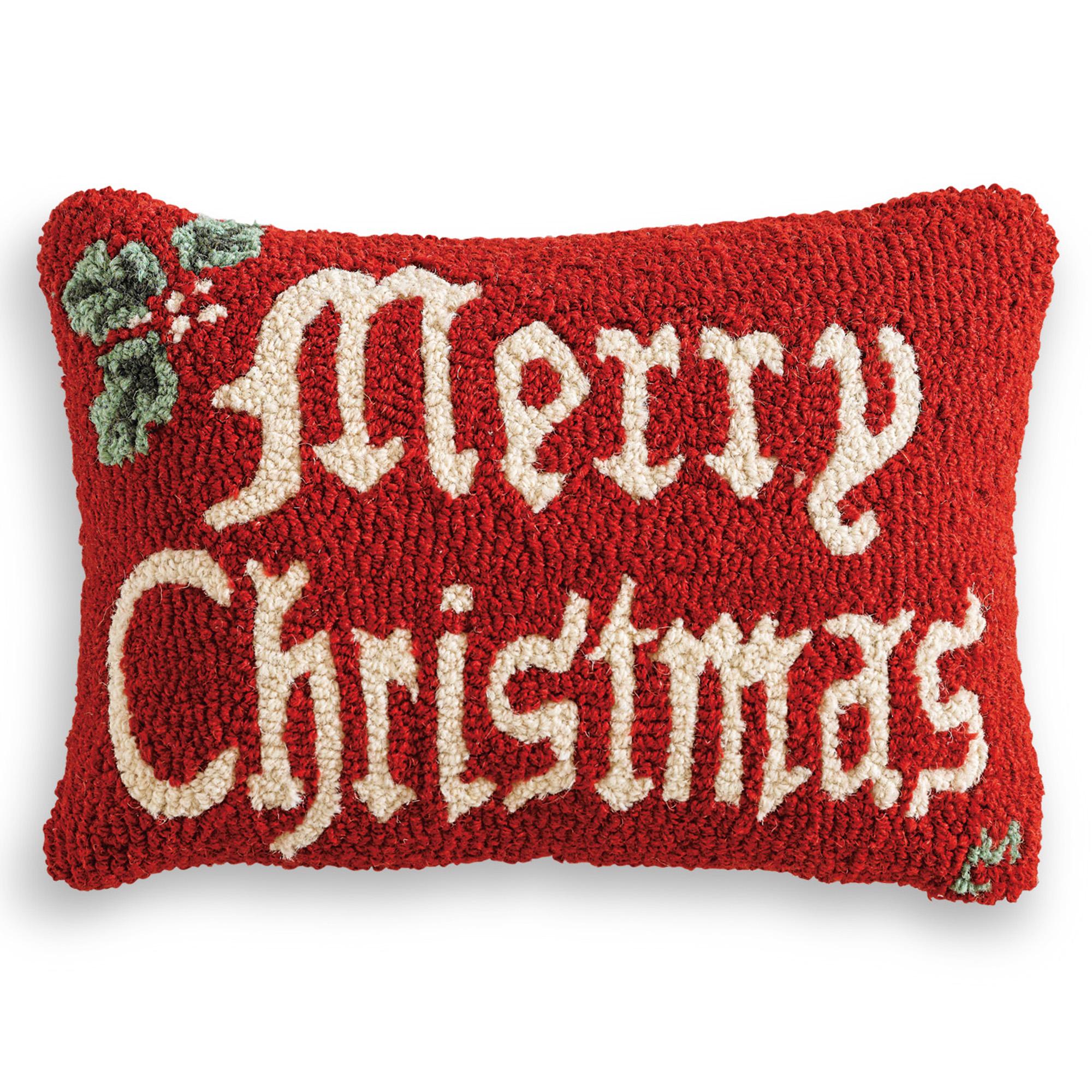 Throw Pillows Home : Merry Christmas Pillow Gump s