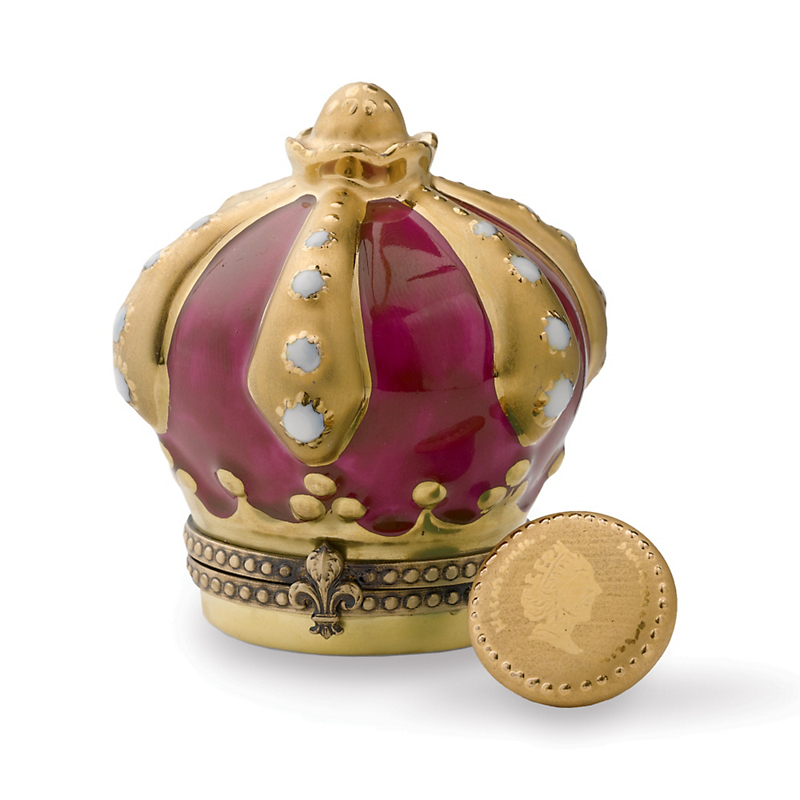 Limoges Queen Elizabeth's Crown