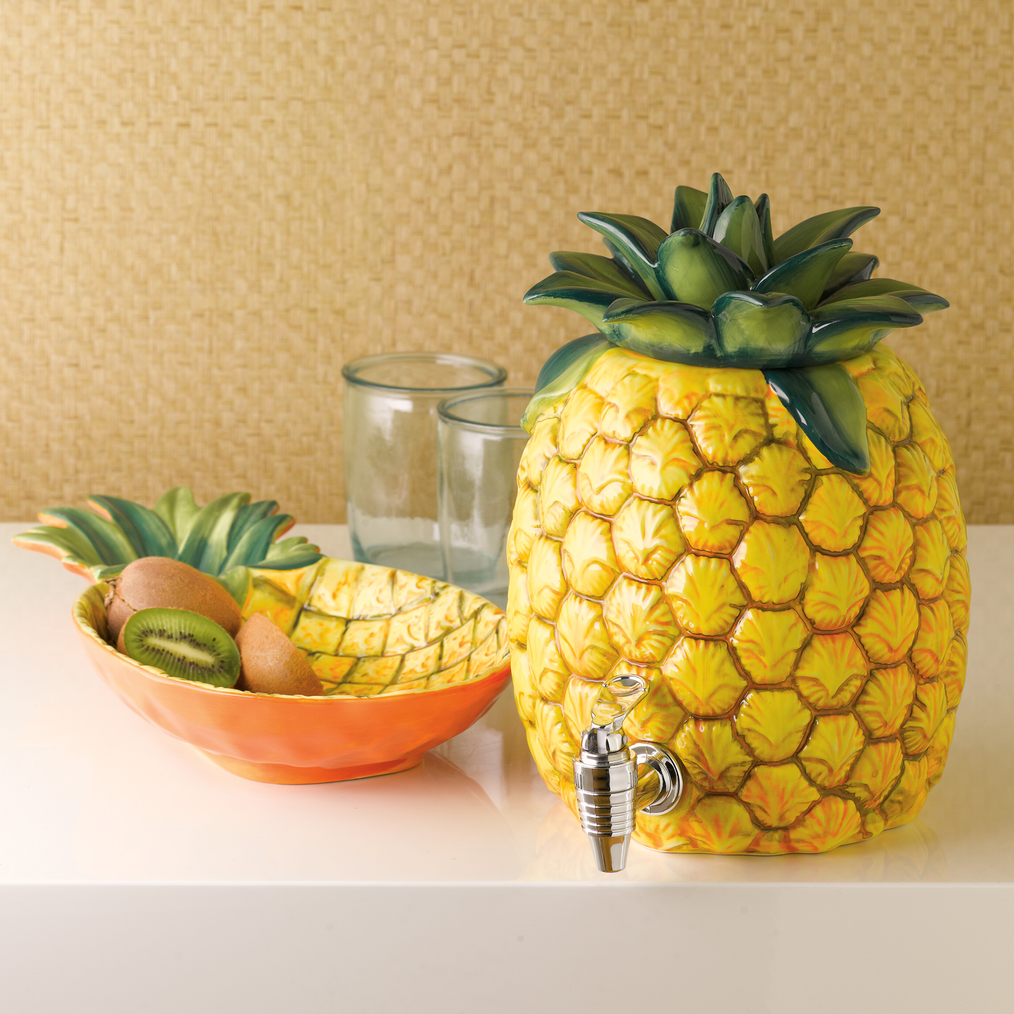 Pineapple Party Ware