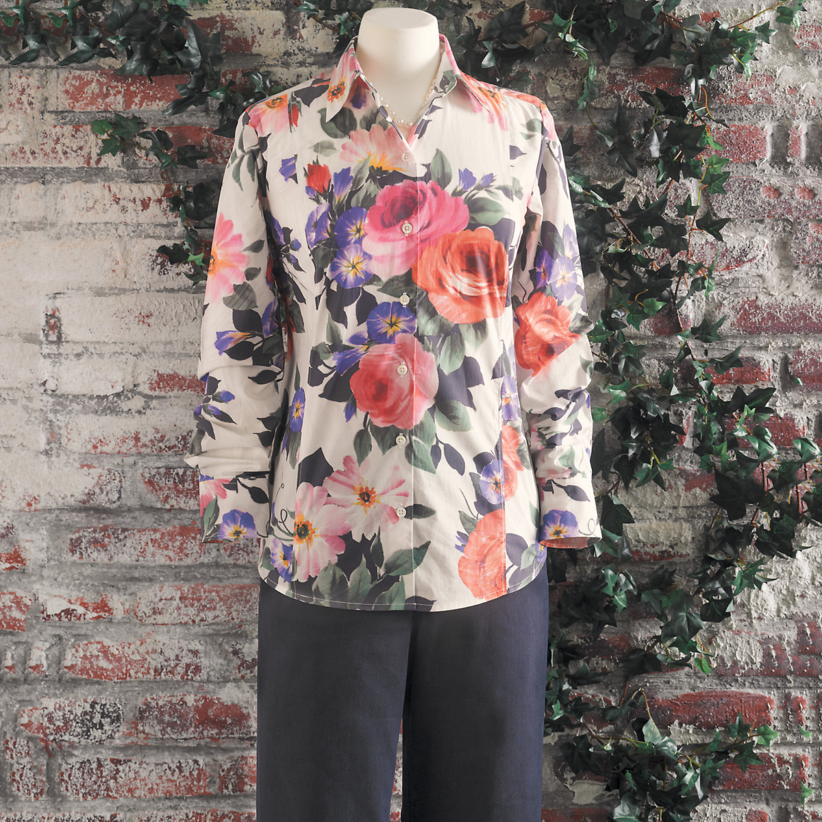English Rose Blouse