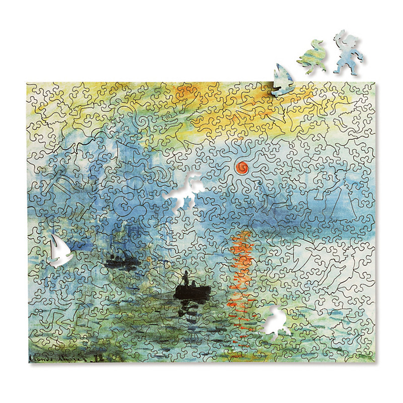 Impression Sunrise Puzzle