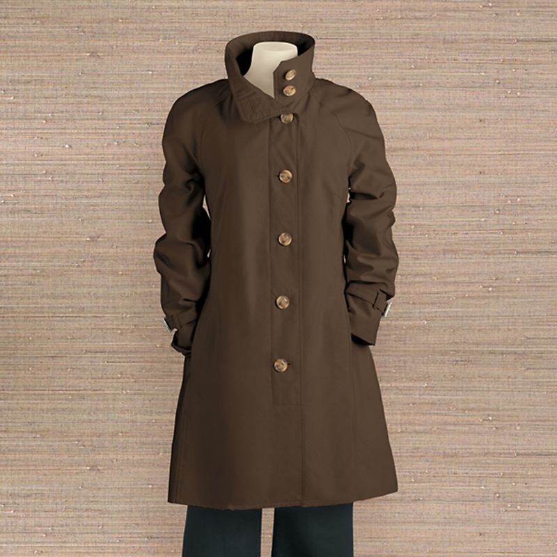 Three-Season Coat