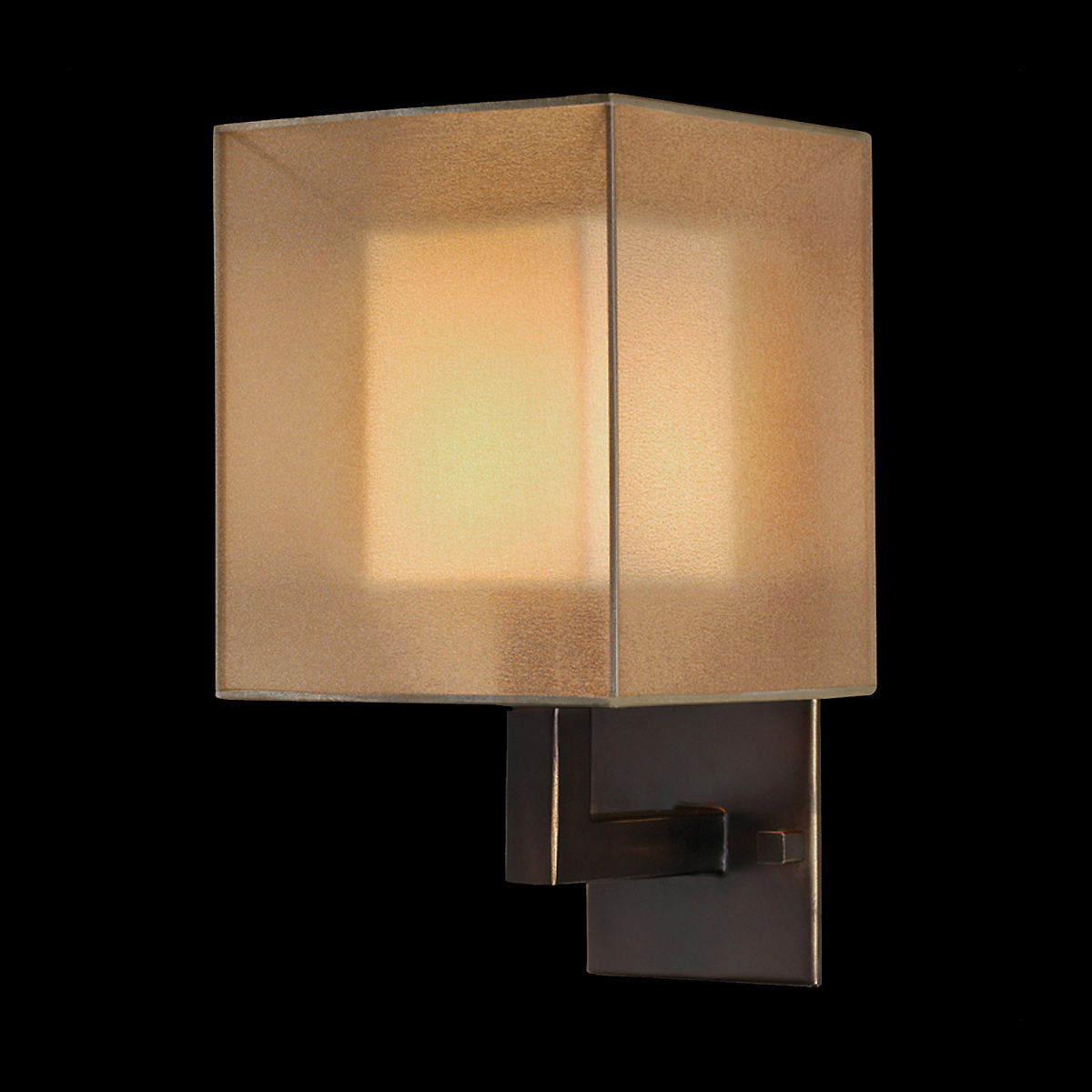 Floating Cube Wall Sconce