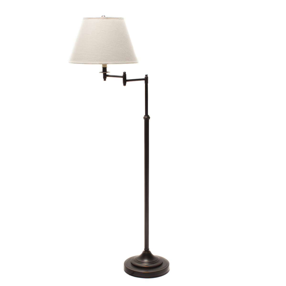 swing arm floor lamp gump 39 s. Black Bedroom Furniture Sets. Home Design Ideas
