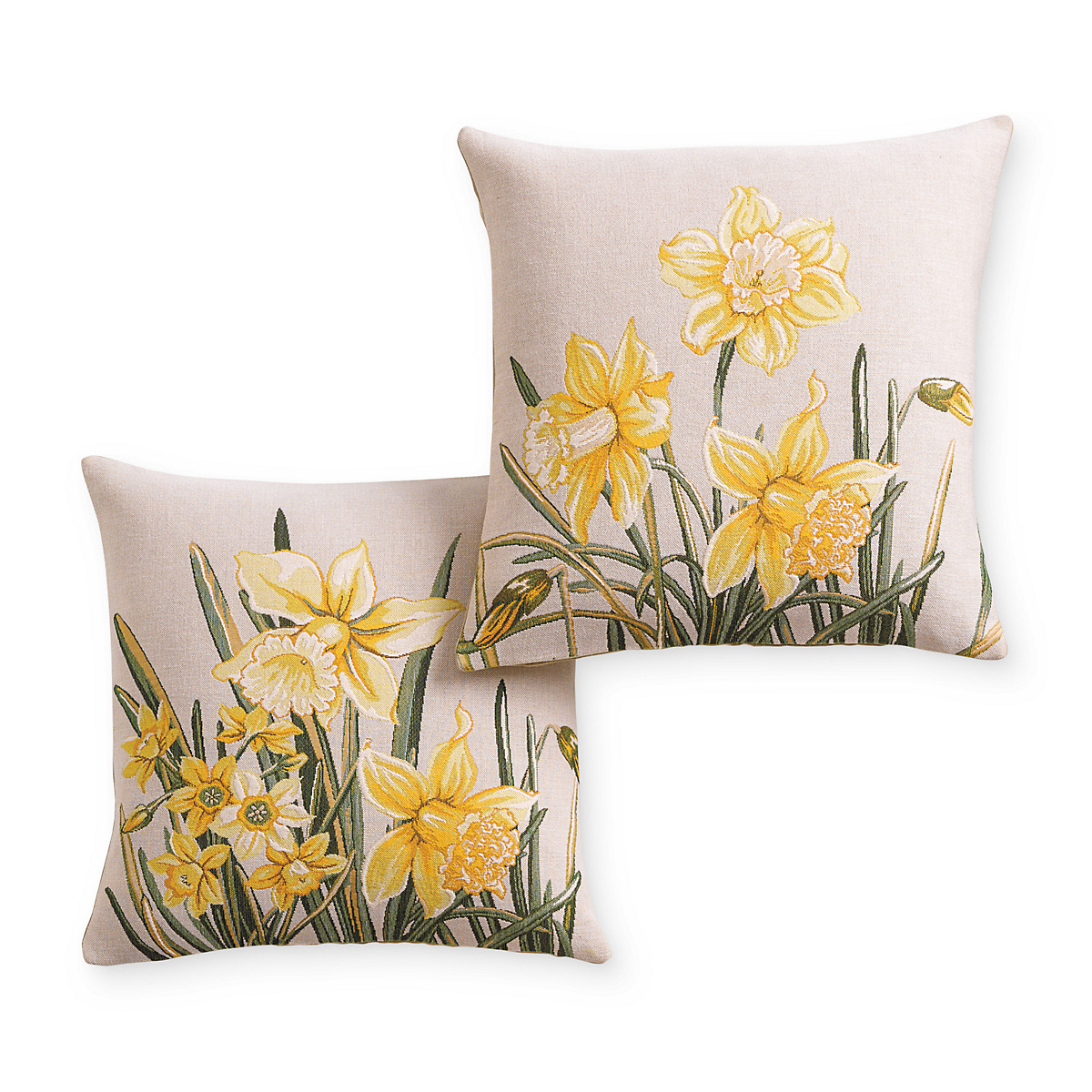 Daffodils Pillows