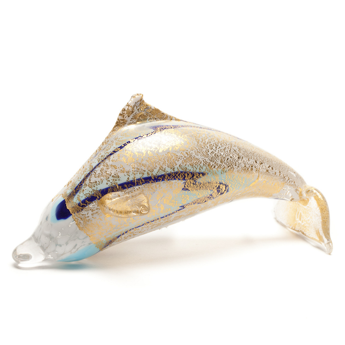 Murano Dolphin Sea Treasure