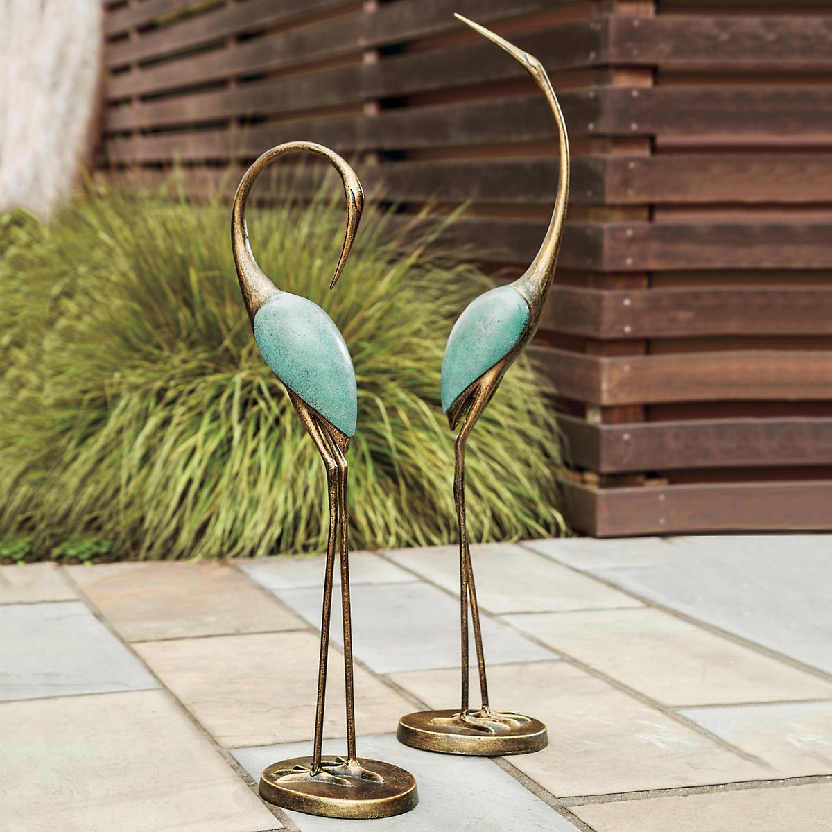 Garden Cranes