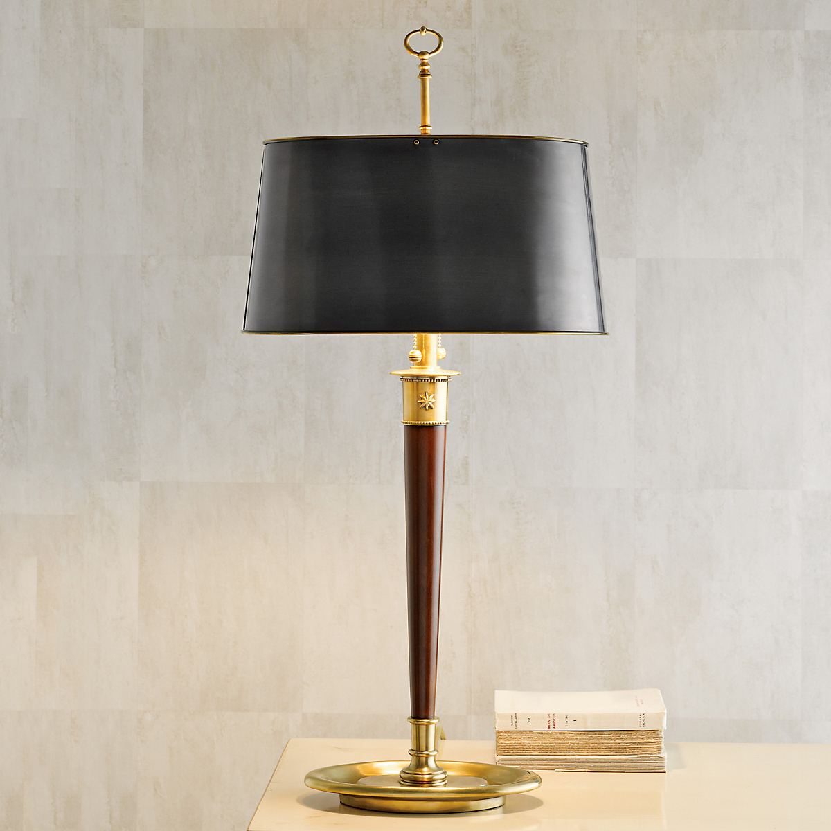 Winslow Oval Table Lamp