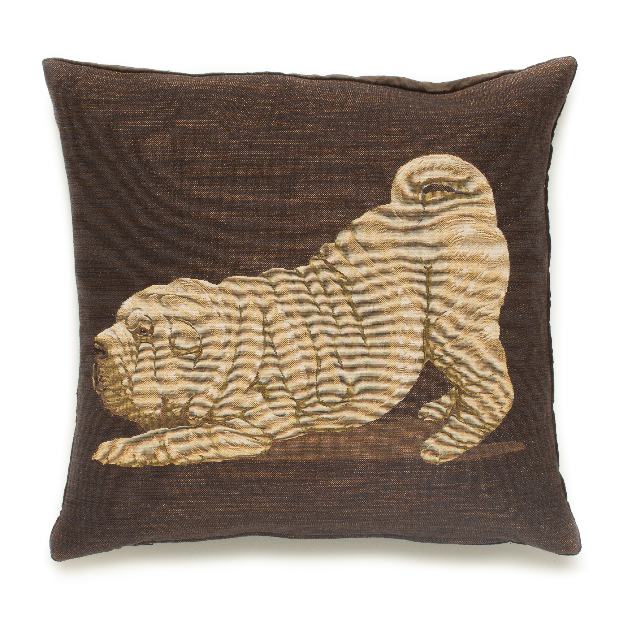 Shar-Pei Stretching Pillow