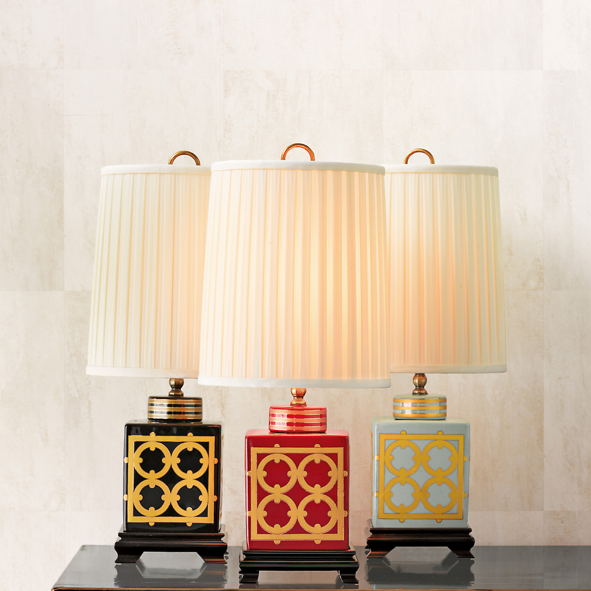 Kowloon Table Lamps