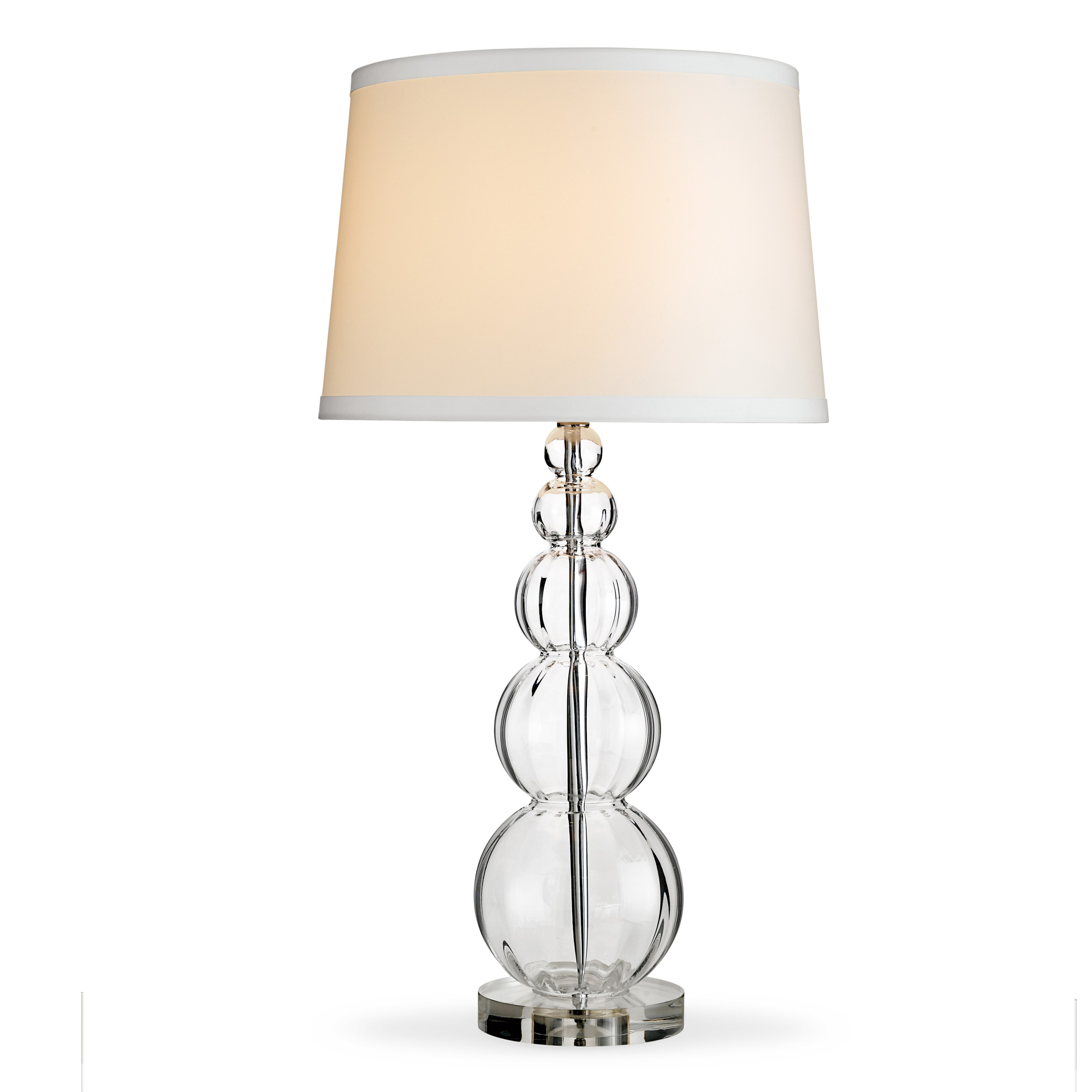 Stella Glass Table Lamp