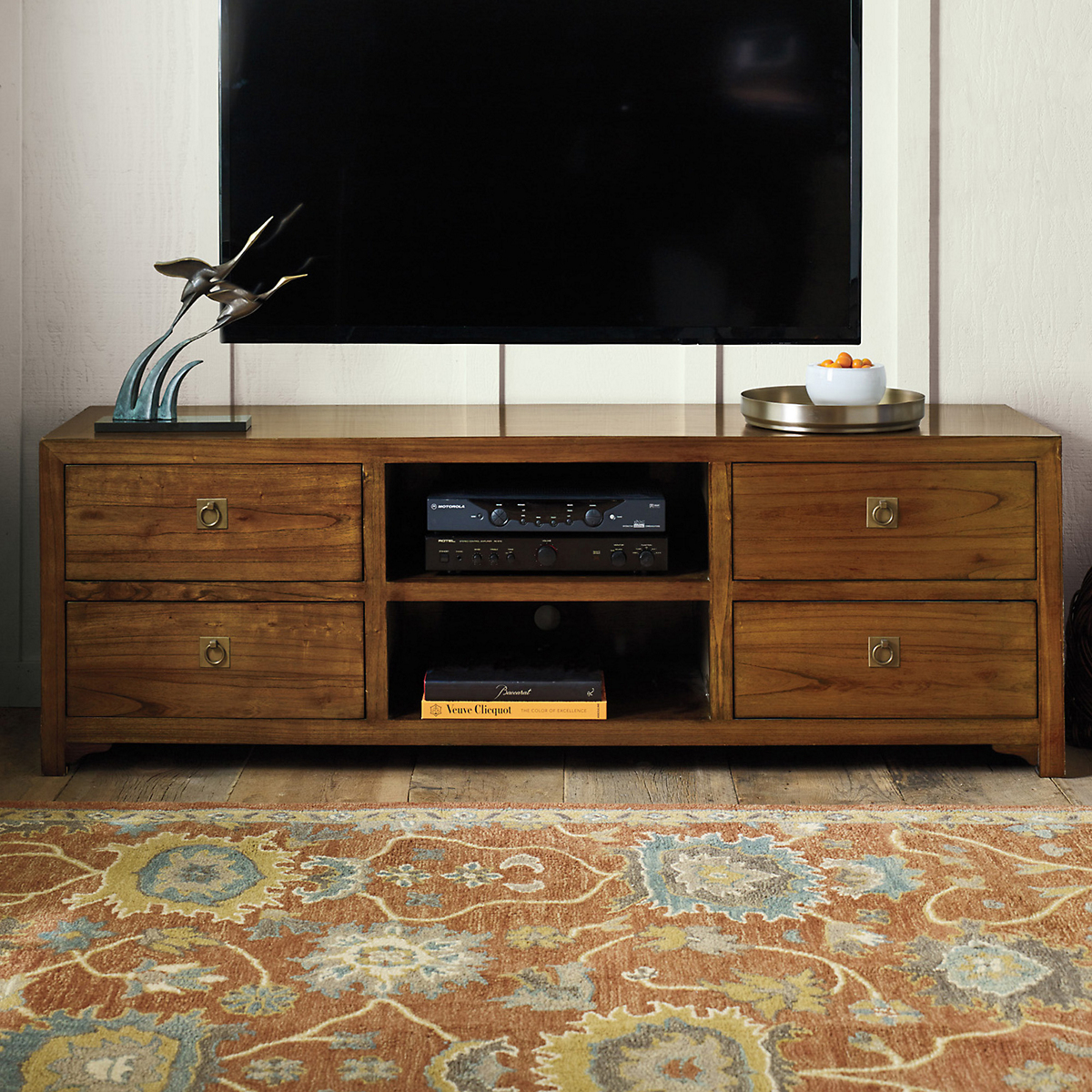 Mandarin Media Console, Large