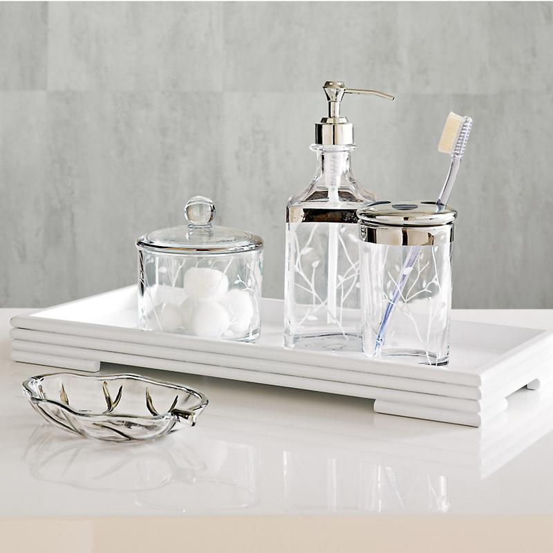 Bed bath sale gump 39 s for Bath accessories sale