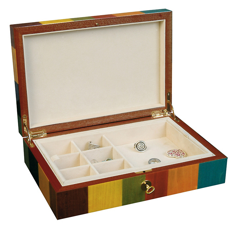 Ercolano Star Jewelry Box