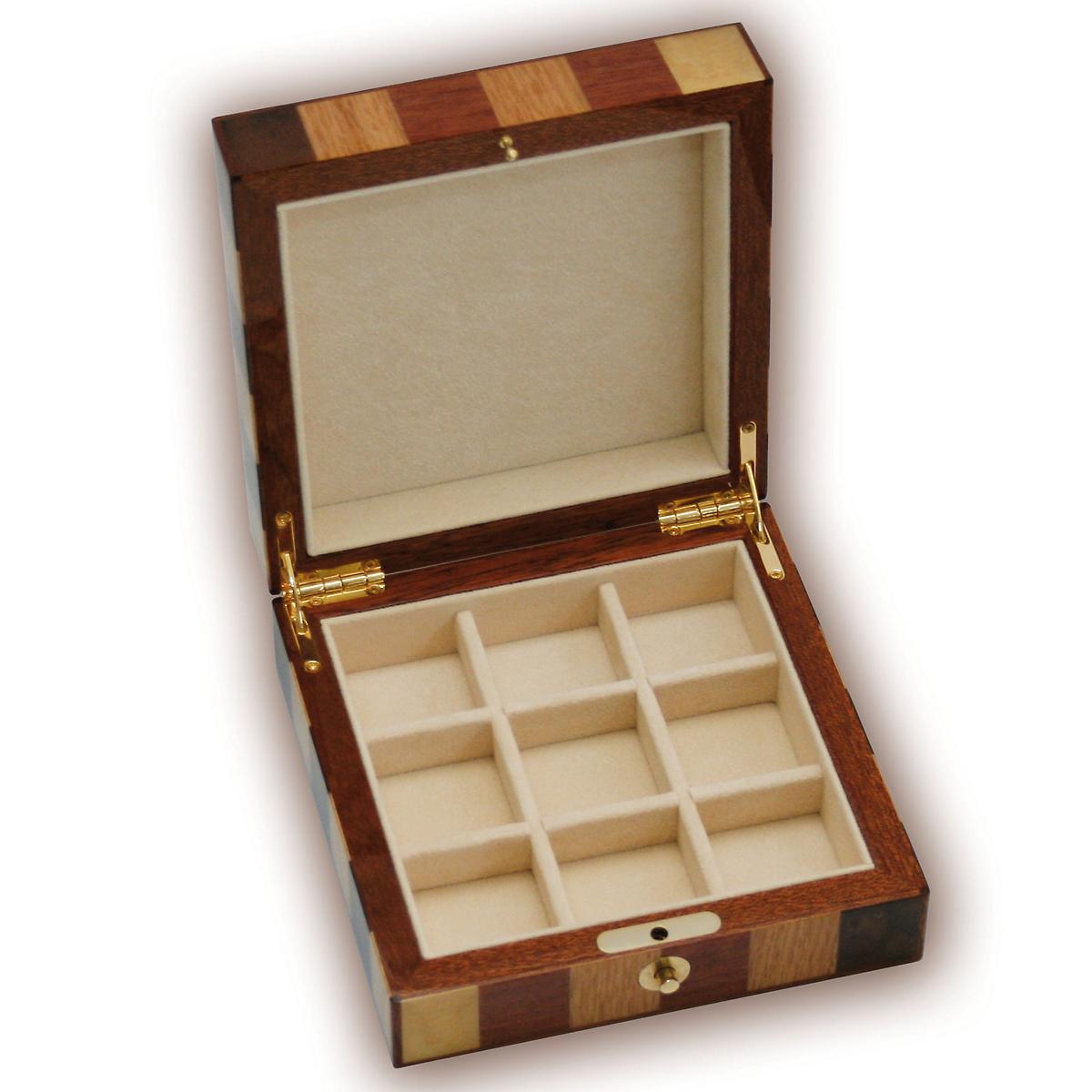 ercolano square lahur jewelry box gump s