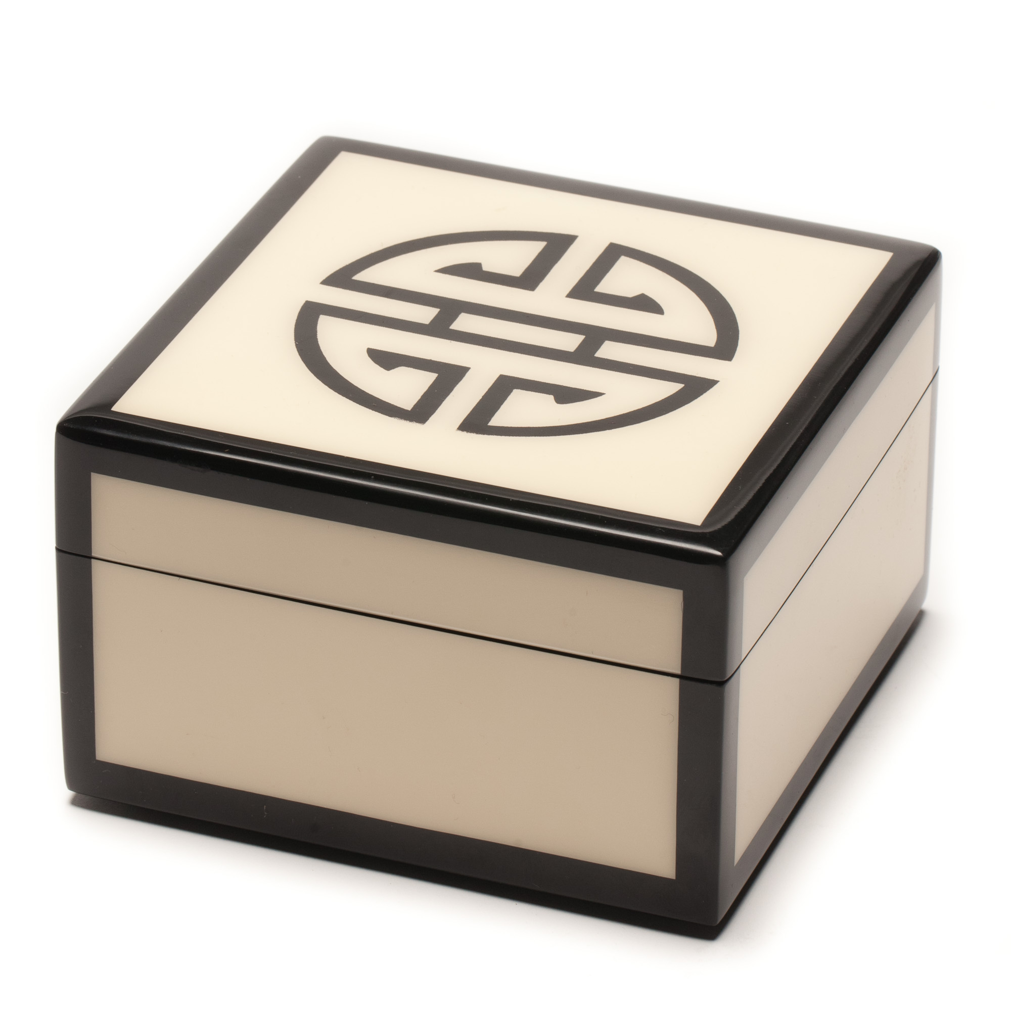Shou Ivory Square Box