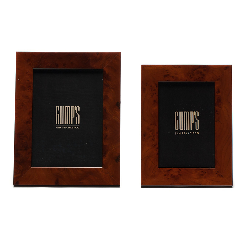 Addison Ross Brown Poplar Wood Frames