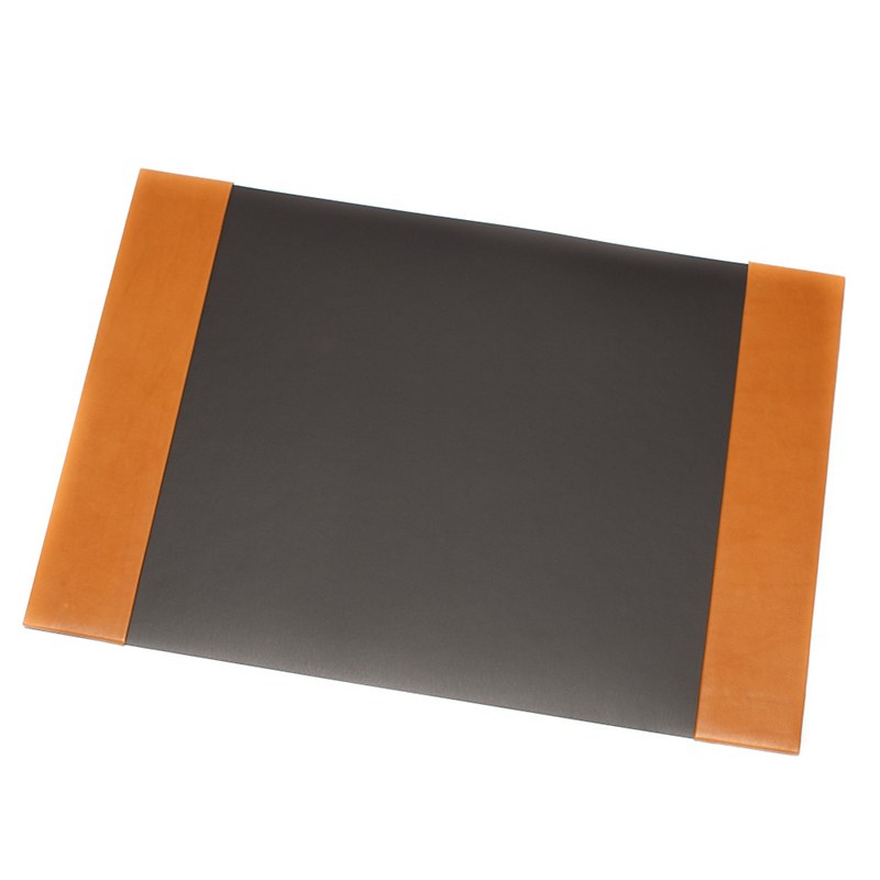 Graphic Image Leather Desk Blotter, Large