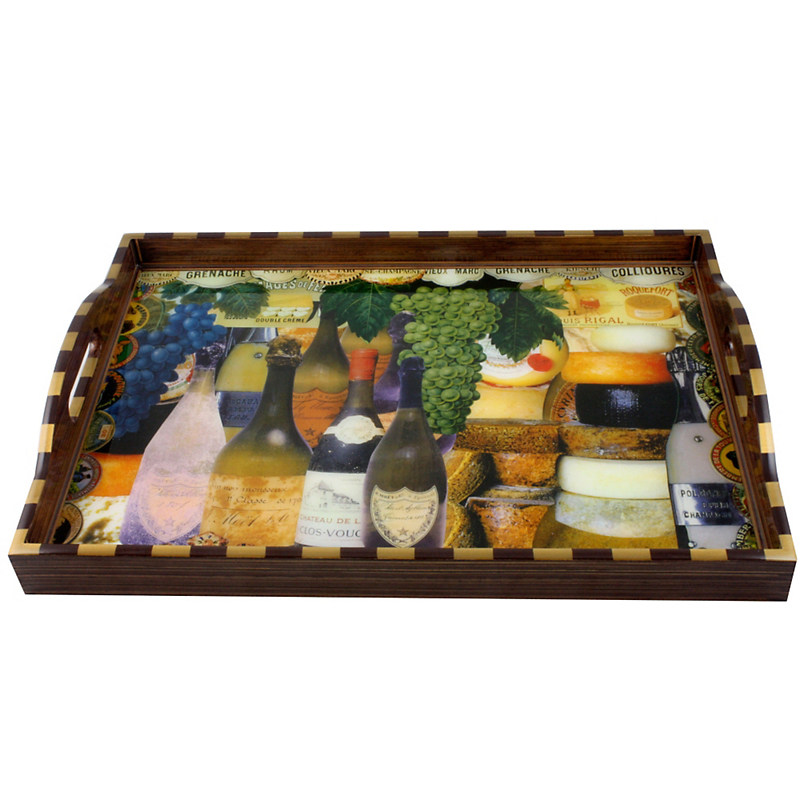 Annie Modica Wine & Cheese Tray