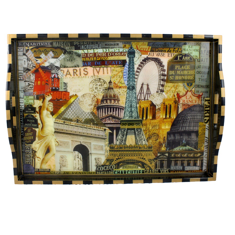 Annie Modica Paris Tray