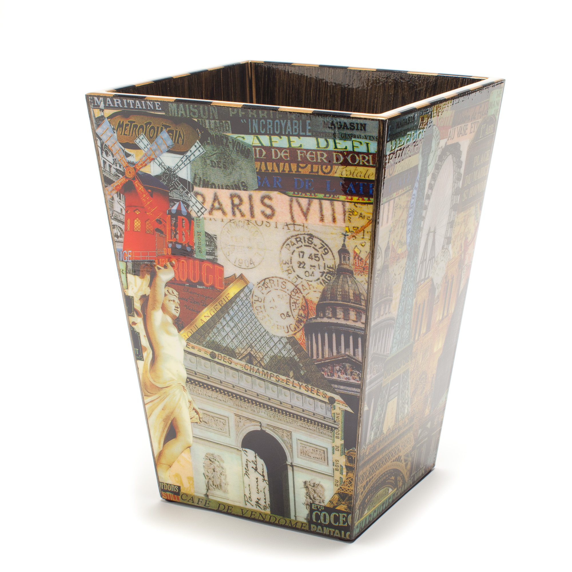 Annie Modica Paris Bath Accessories