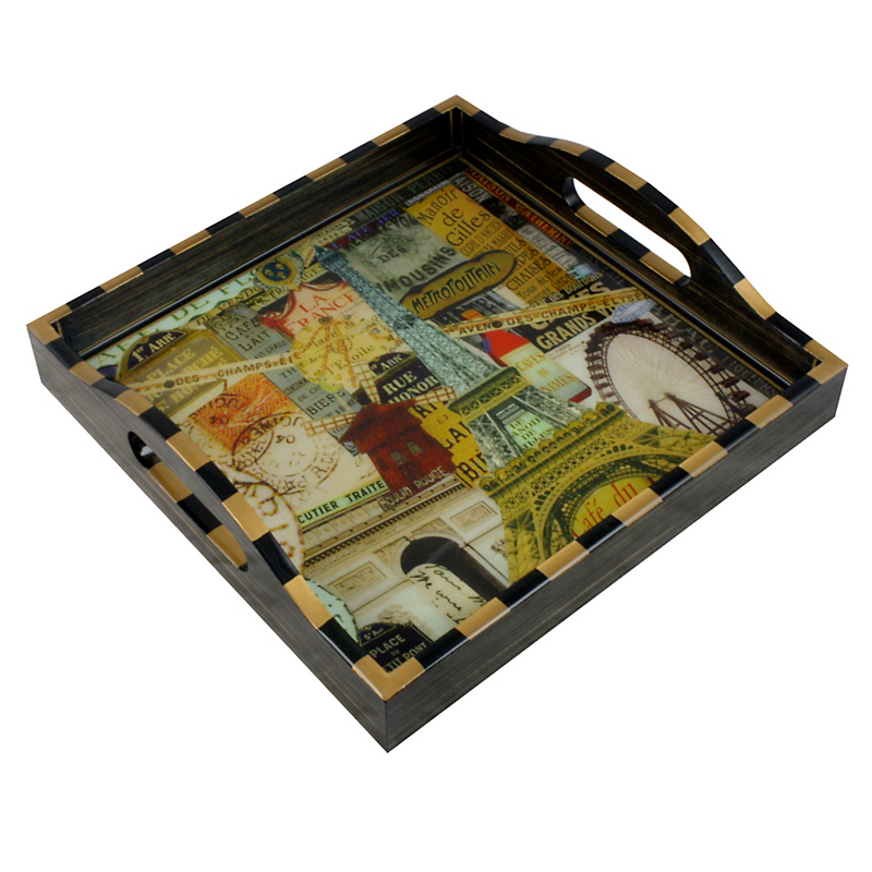 Annie Modica Paris Small Tray