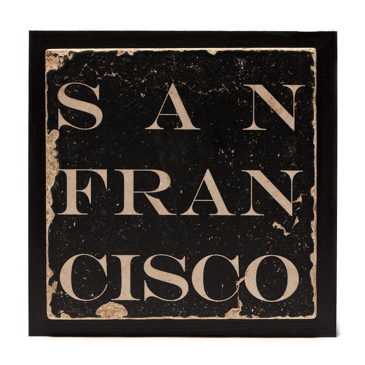 san francisco wall art gump 39 s. Black Bedroom Furniture Sets. Home Design Ideas